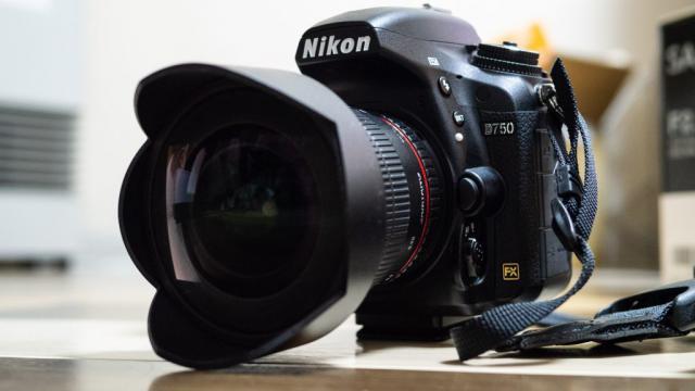 Nikon(ニコン)D750とは