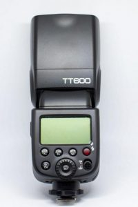 Godox TT600 を開封