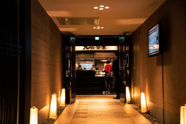 ラビスタ函館ベイの朝食会場は2階の「北の番屋」