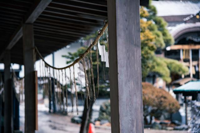 湯倉神社のその他のポイント