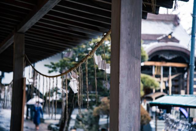 湯倉神社の歴史