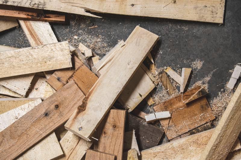札幌でDIY用の木材を安く用意したかった。