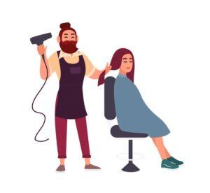 2. 服装や髪の毛はTPOに合わせて整える