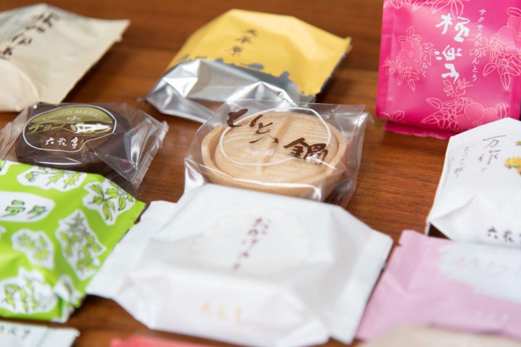 六花亭のお菓子は最高にうまい。