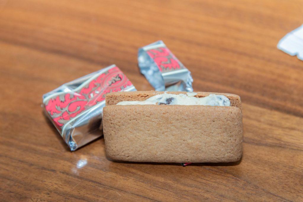 六花亭のお菓子、マルセイバターサンド