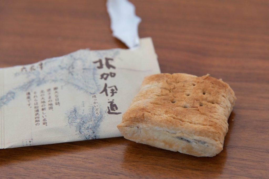 六花亭のお菓子、北加伊道(ほっかいどう)