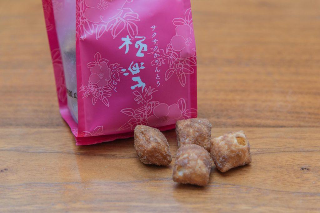 六花亭のお菓子、極楽
