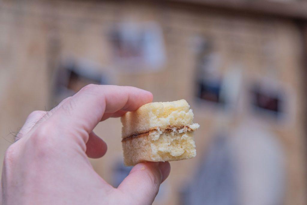 六花亭のお菓子、マルセイバターケーキ