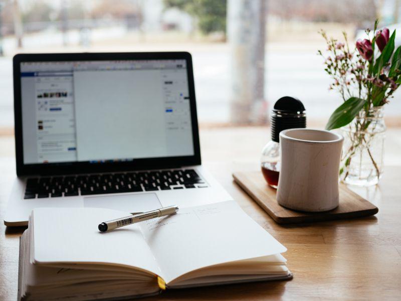 webライターへの転職を目指して、まずは新たなブログを立ち上げた