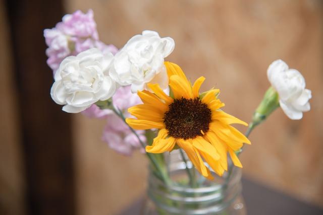 ブルーミーライフで届いた花の感想