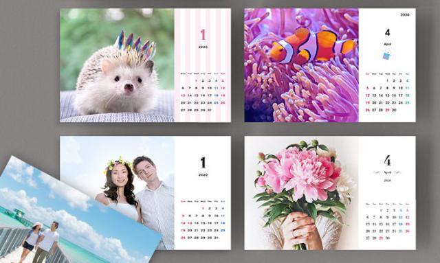 【厳選】写真からカレンダーを作成できる、おすすめプリントサービス3選