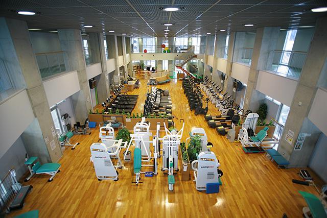 西健康づくりセンター