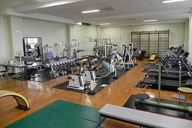 手稲区体育館:トレーニング室
