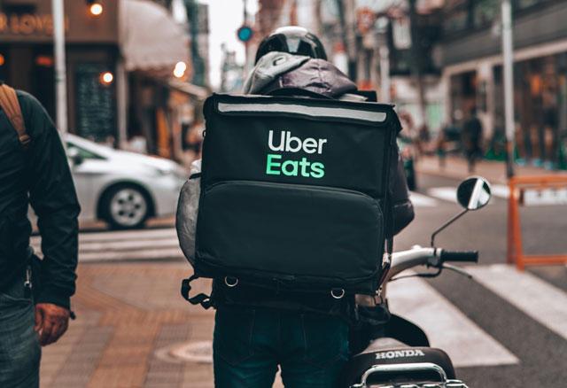 Uber Eatsの頼み方