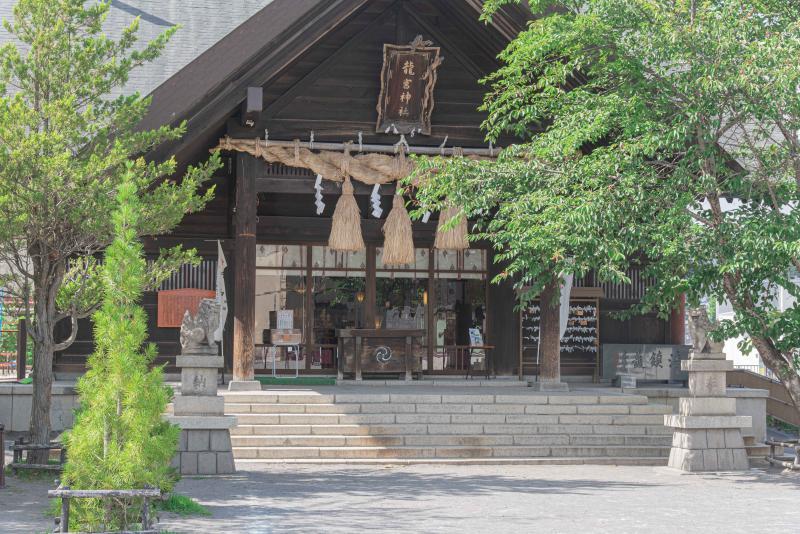 竜宮神社のご利益・ご祭神・ご由緒