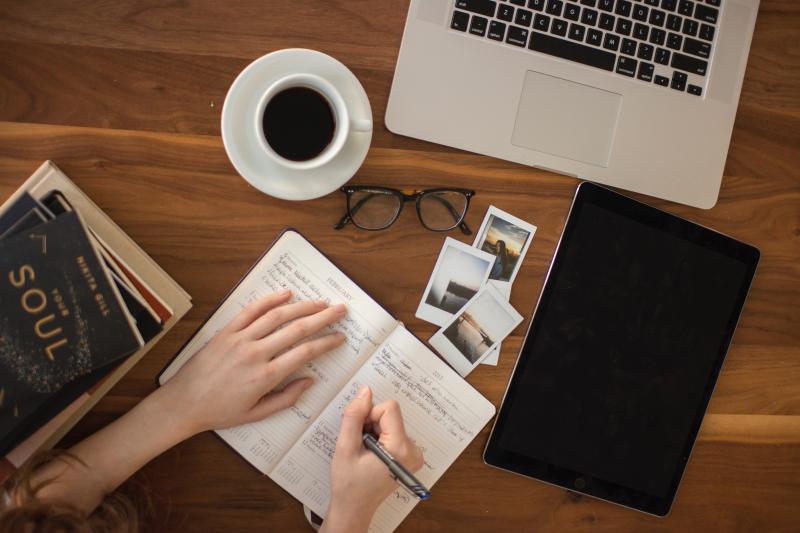 ブログを本気で始めたのは、転職のため