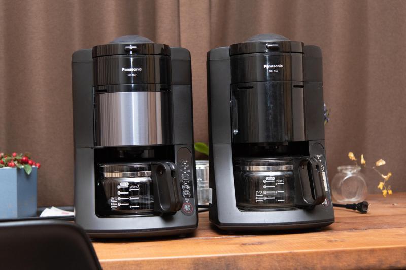 コーヒーメーカーNC-A57-kの基本情報。NC-A56との違いとは?